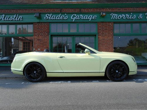2010 Bentley GTC Supersports  SOLD (picture 1 of 4)