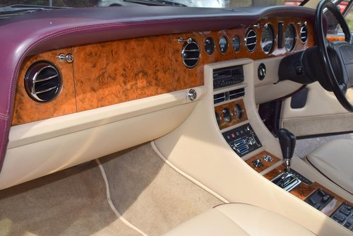 1995 M Bentley Brooklands in Wildberry For Sale (picture 2 of 6)