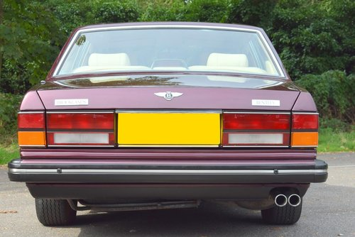 1995 M Bentley Brooklands in Wildberry For Sale (picture 5 of 6)