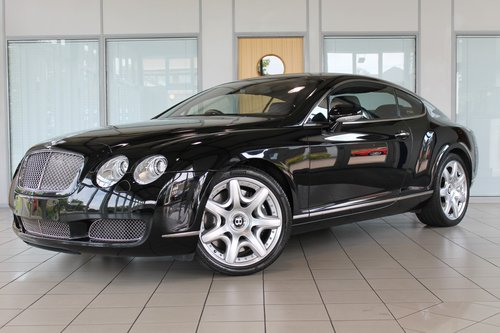 2006/06 Bentley Continental GT6.0 W12 Coupe SOLD (picture 1 of 6)