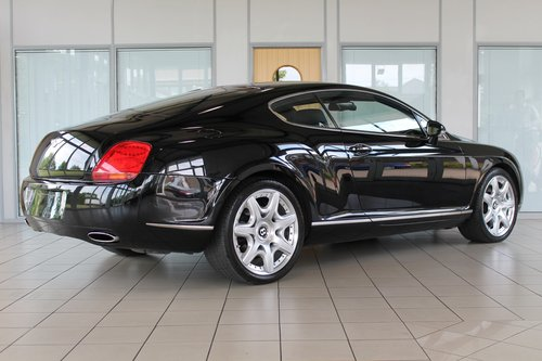 2006/06 Bentley Continental GT6.0 W12 Coupe SOLD (picture 2 of 6)