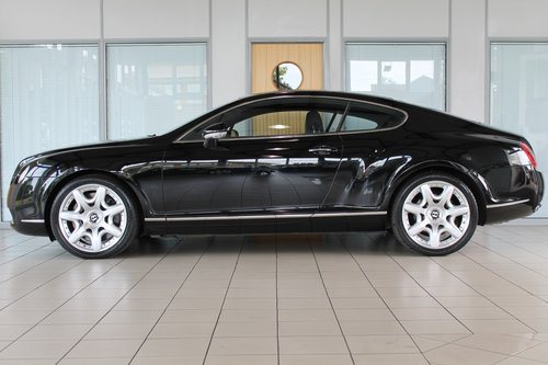 2006/06 Bentley Continental GT6.0 W12 Coupe SOLD (picture 3 of 6)