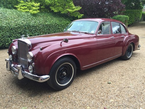 1957 The very First Flying Spur to be built ! For Sale (picture 1 of 6)