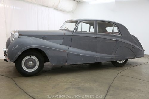 1954 Bentley R-Type Saloon For Sale (picture 2 of 6)