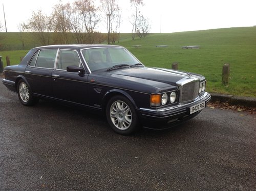 1998 Bentley brooklands R Mulliner For Sale (picture 1 of 6)