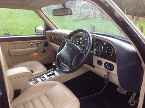 1998 Bentley brooklands R Mulliner For Sale (picture 4 of 6)