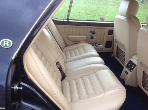 1998 Bentley brooklands R Mulliner For Sale (picture 6 of 6)