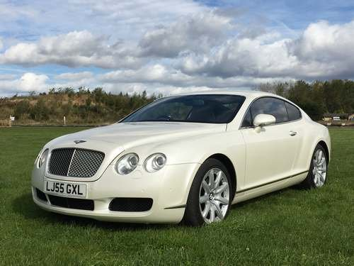 2005 Bentley Continental GT at Morris Leslie Auction 17th August For Sale by Auction (picture 1 of 6)
