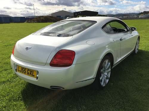2005 Bentley Continental GT at Morris Leslie Auction 17th August For Sale by Auction (picture 2 of 6)