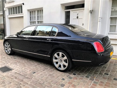 2006 Beautiful Bentley Continental Flying Spur For Sale (picture 2 of 6)