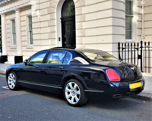 2006 Beautiful Bentley Continental Flying Spur For Sale (picture 1 of 6)