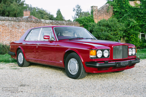 1988 Bentley Turbo R - Just 42K Miles, FSH, 12 Months MOT SOLD (picture 1 of 6)