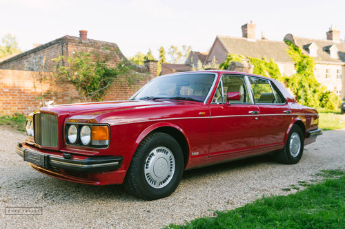 1988 Bentley Turbo R - Just 42K Miles, FSH, 12 Months MOT SOLD (picture 2 of 6)