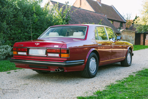 1988 Bentley Turbo R - Just 42K Miles, FSH, 12 Months MOT SOLD (picture 4 of 6)