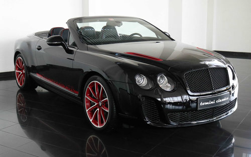 Bentley Continental GT Supersports ISR (2013) For Sale (picture 1 of 6)