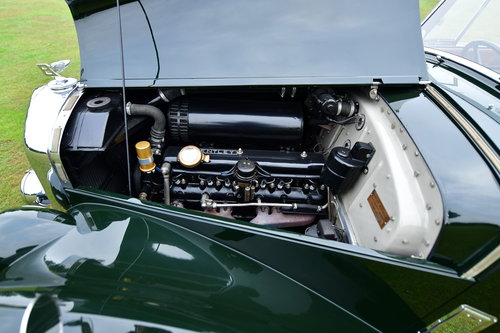 1947 Bentley Mark VI Windovers Drop Head Coupe For Sale (picture 6 of 6)