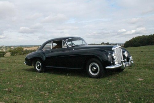 1952 Bentley R-Type Continental Sports Saloon For Sale (picture 1 of 6)