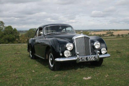 1952 Bentley R-Type Continental Sports Saloon For Sale (picture 2 of 6)