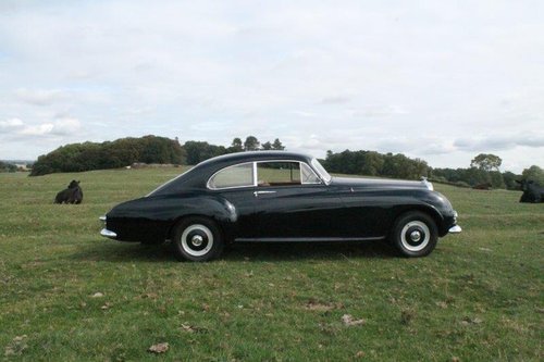 1952 Bentley R-Type Continental Sports Saloon For Sale (picture 6 of 6)
