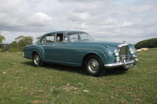 1962 Bentley S2 Continental, Flying Spur For Sale (picture 1 of 6)