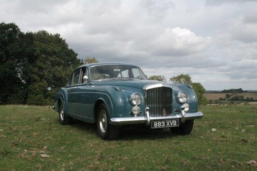 1962 Bentley S2 Continental, Flying Spur For Sale (picture 2 of 6)