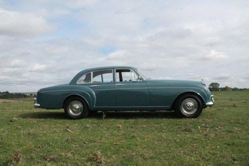 1962 Bentley S2 Continental, Flying Spur For Sale (picture 3 of 6)