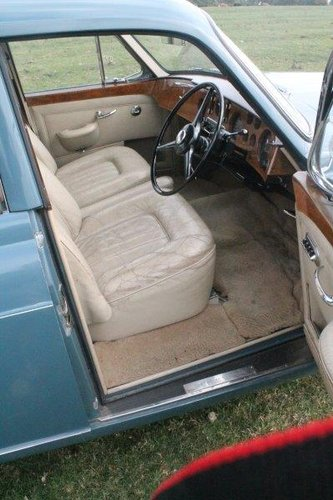 1962 Bentley S2 Continental, Flying Spur For Sale (picture 4 of 6)