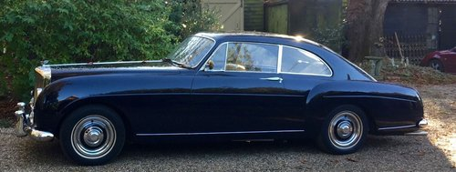 1956 Bentley S1 Continental H.J. Mulliner Fastback For Sale (picture 6 of 6)