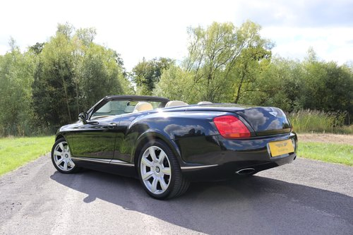 2007 BENTLEY GTC For Sale (picture 4 of 6)