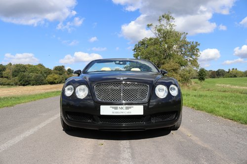 2007 BENTLEY GTC For Sale (picture 5 of 6)