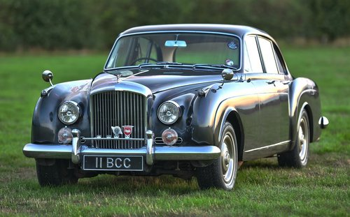 1960 Bentley S2 Continental Flying Spur 6-light Saloon by H. For Sale (picture 1 of 6)