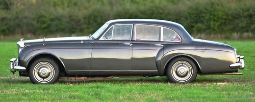 1960 Bentley S2 Continental Flying Spur 6-light Saloon by H. For Sale (picture 3 of 6)