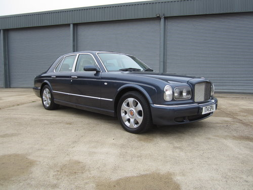 2001 Bentley Arnage  For Sale (picture 1 of 6)