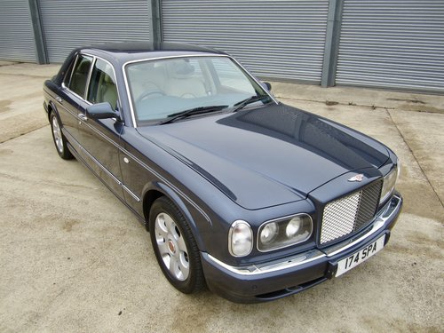 2001 Bentley Arnage  For Sale (picture 2 of 6)
