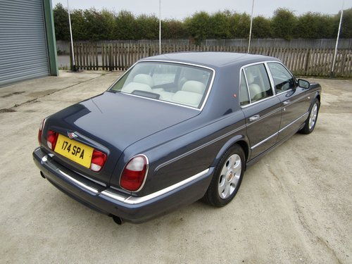 2001 Bentley Arnage  For Sale (picture 4 of 6)