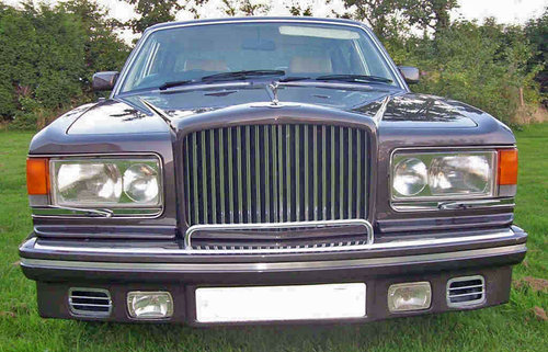1982 Mulsanne turbo Hooper 60.000 mils For Sale (picture 3 of 6)