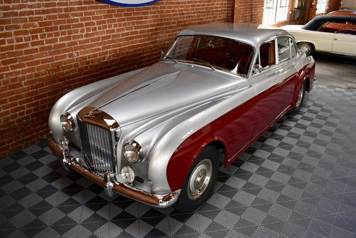 1960 Bentley S2 Continental Flying Spur Sport Saloon  For Sale (picture 2 of 6)