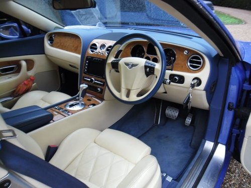 2008 BENTLEY GTC MULLINER  For Sale (picture 3 of 4)
