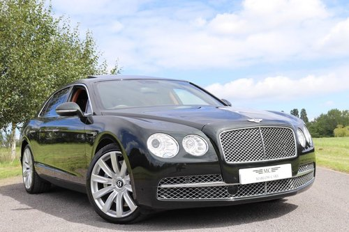2013 Bentley Flying Spur MULLINER For Sale (picture 1 of 6)