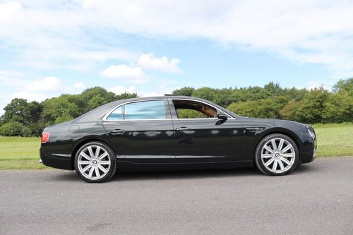 2013 Bentley Flying Spur MULLINER For Sale (picture 4 of 6)