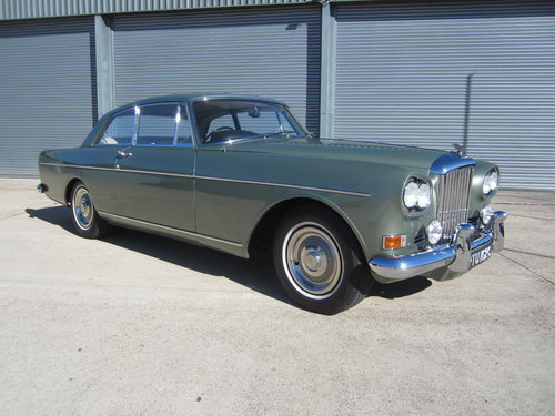 1965 Bentley S3 Continental by Mulliner Park Ward  For Sale (picture 1 of 6)