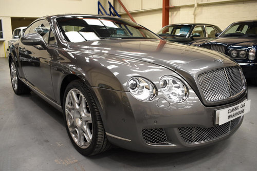 2010 Full Bentley service history, 31k miles For Sale (picture 1 of 6)