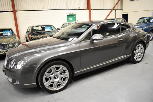 2010 Full Bentley service history, 31k miles For Sale (picture 3 of 6)