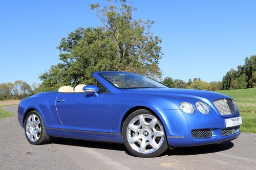 2008 BENTLEY GTC MULLINER  For Sale (picture 1 of 4)