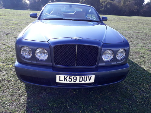 2009 Bentley Brooklands Coupe  SOLD (picture 1 of 6)