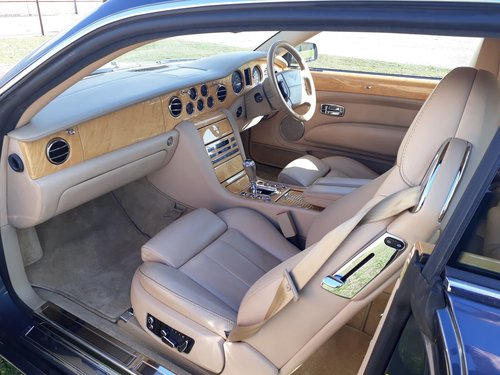 2009 Bentley Brooklands Coupe  SOLD (picture 6 of 6)
