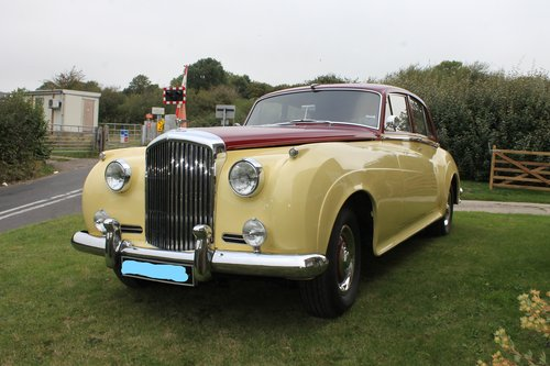 1958  Bentley S1 stunning For Sale (picture 1 of 6)