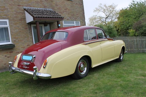 1958  Bentley S1 stunning For Sale (picture 2 of 6)