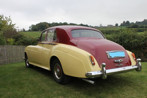 1958  Bentley S1 stunning For Sale (picture 3 of 6)