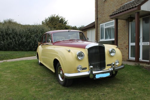1958  Bentley S1 stunning For Sale (picture 6 of 6)